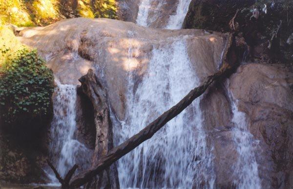 14 водопад — 7 м
