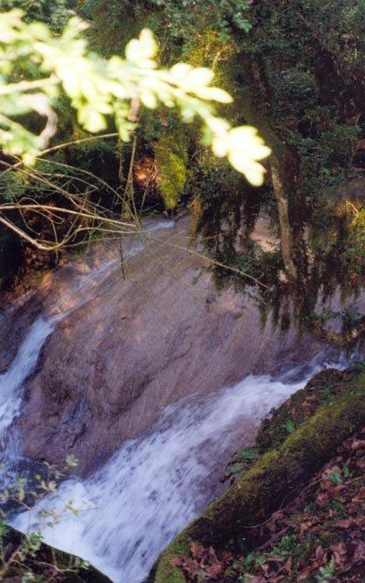 19 водопад — 2 м