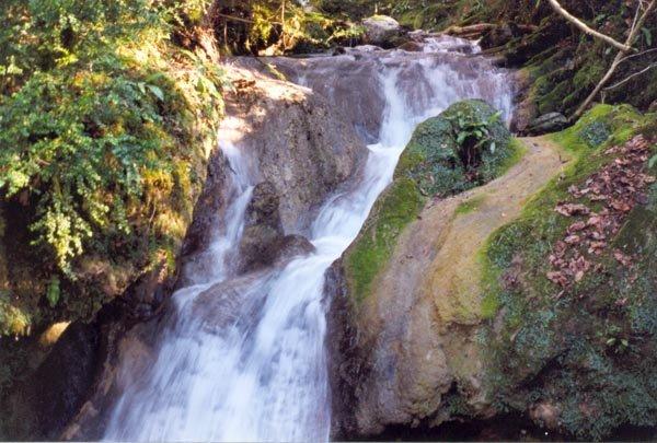 23 водопад — 4 м