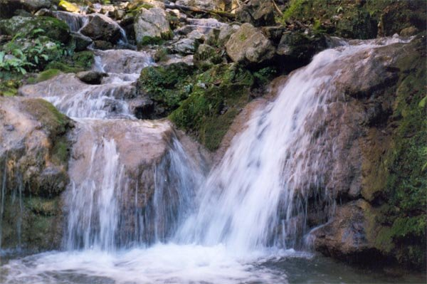31 водопад — 2 м