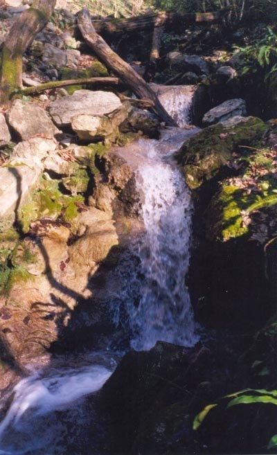 33 водопад — 1,5 м