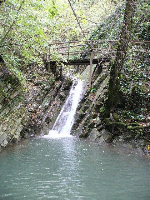 четвертый водопад