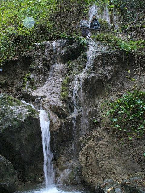 пятый водопад — Изумрудный