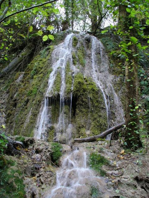 шестой водопад — Слезы Снегурочки