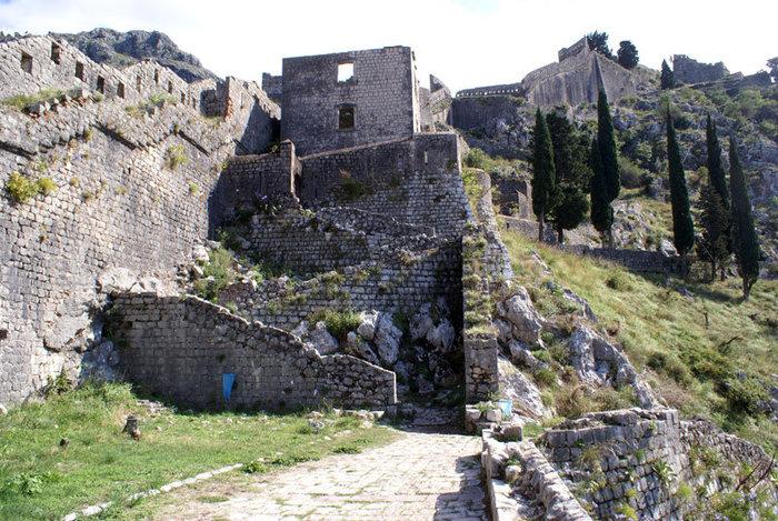 Крепость над Старым Котором