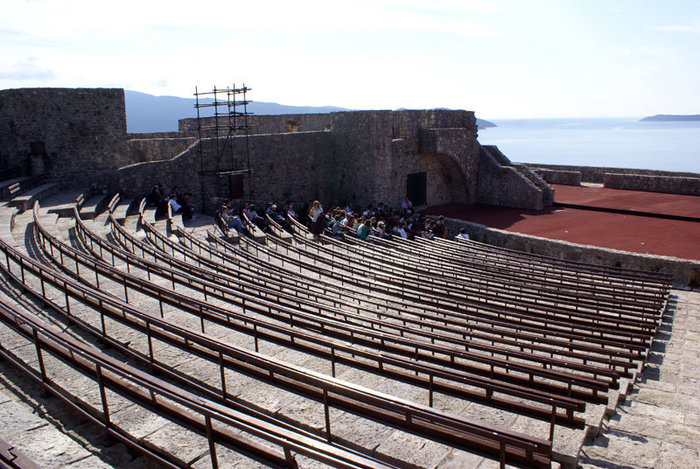 Амфитеатр в Херцог Нови