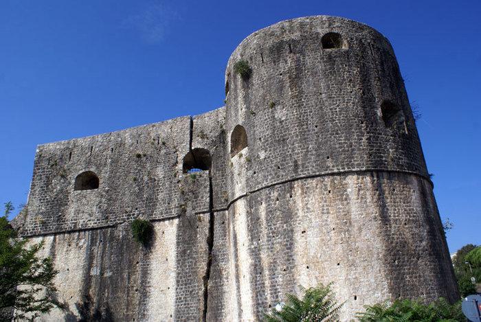 Турецкая крепость в Херцог Нови