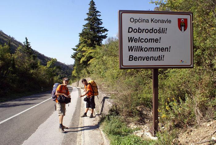 Добро пожаловать в Хорватию!