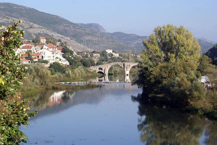 Старый мост в Требинье