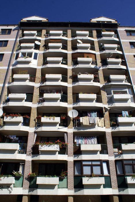 Новый дом в Сараево