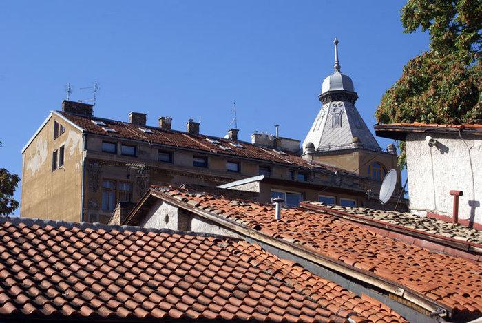 Крыши Сараево