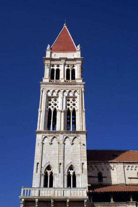 Колокольня собора в Трогире
