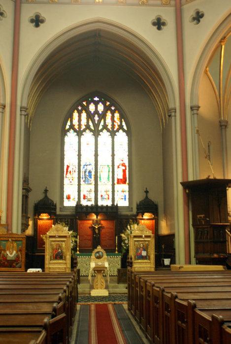 В соборе Святого Павла