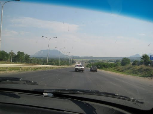 Недалеко от Пятигорска