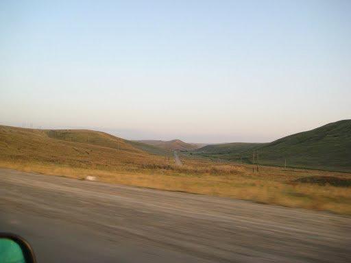 Холмы Ингушетии