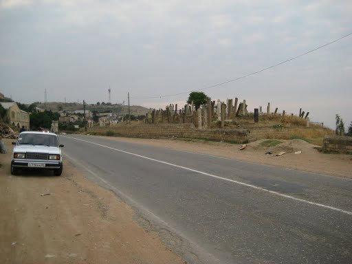 Объездная города Дербента