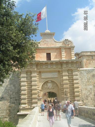 Открытые ворота