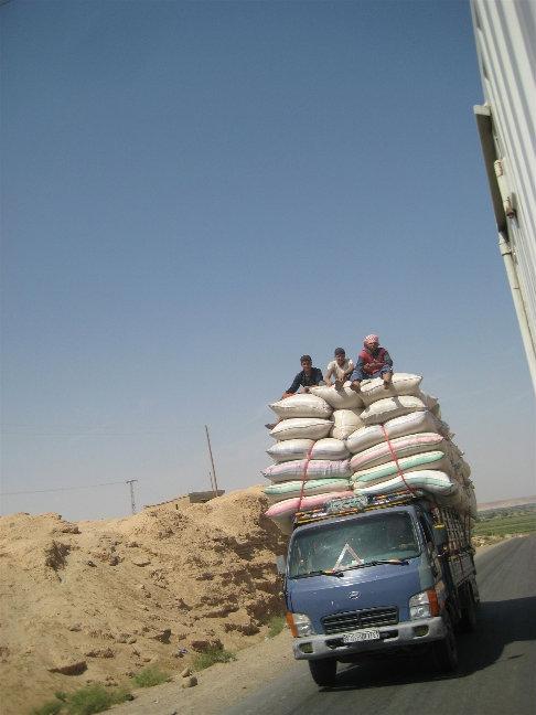 В Сирии можно путешествовать и так