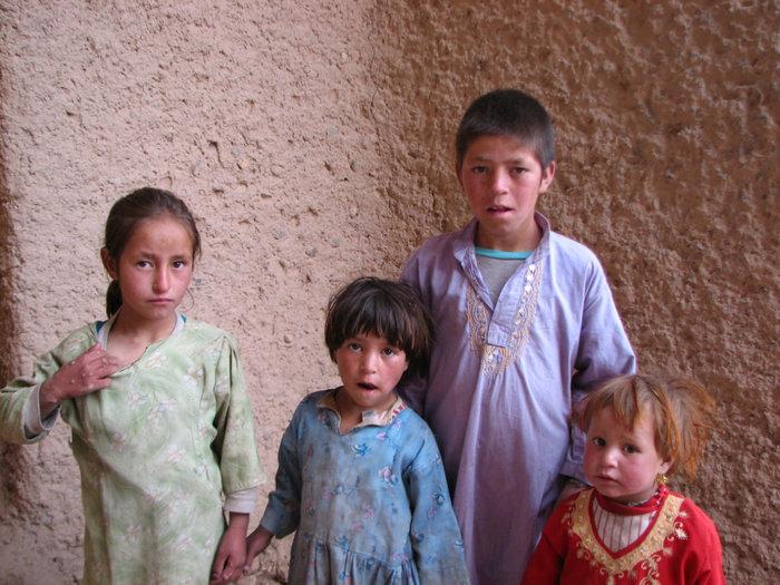 Дети Бамиана.