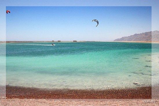 Голубая лагуна, Рас Абу Галум