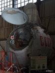 И все-таки основные уникальные летательные аппараты — это, главным образом, аппараты, связанные с космической авиацией.  Лично я больше всего прониклась вот этим агрегатом. Это — гондола стратостата