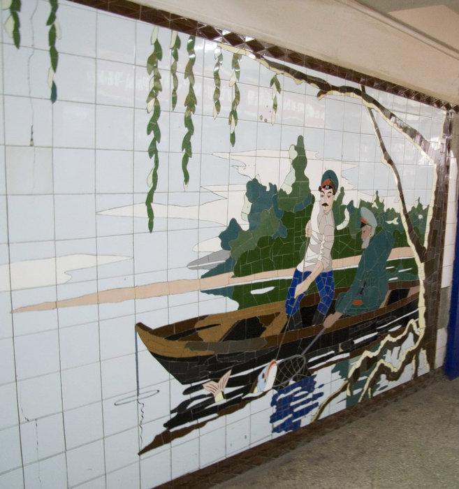 Продолжение той же мозаики — Дон, рыба и казаки