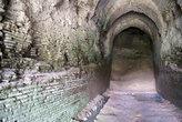 Подземная галерея в амфитеатре