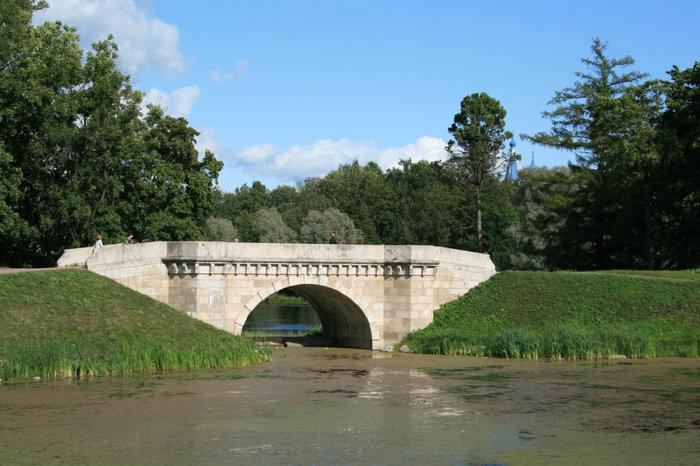 Карпин мост и Карпин пруд