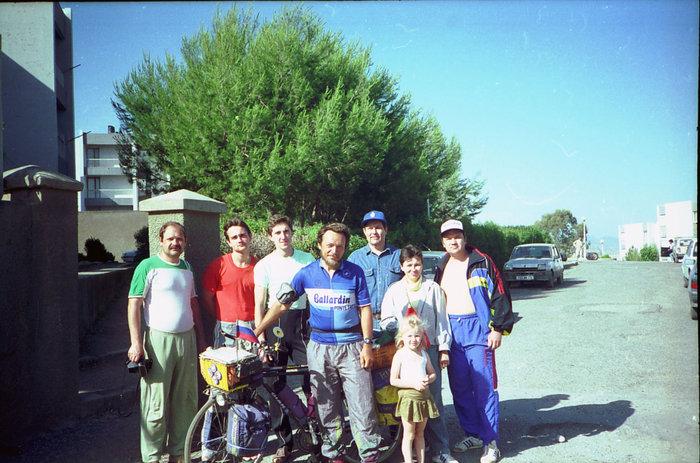С нашими спецами. Алжир, 1993