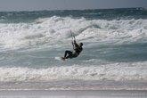 Kitesurfing in Bordeira   Setember 2009 Rider: Vadim Kampel