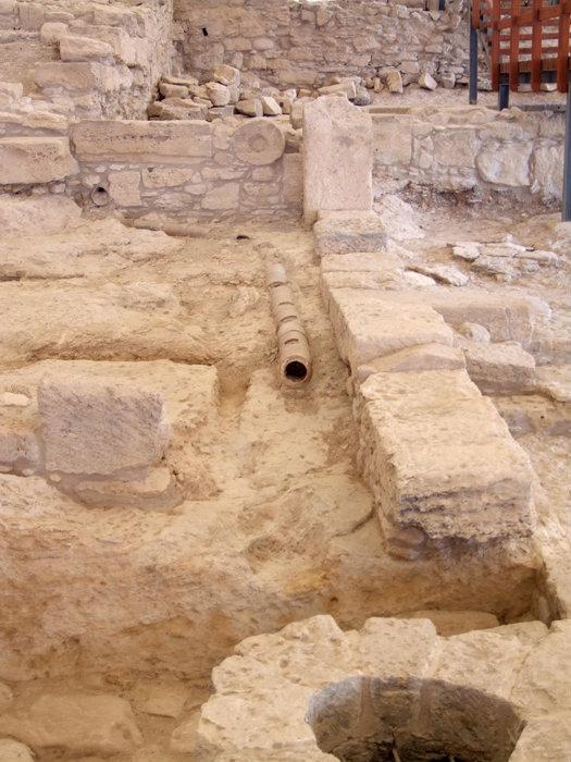 древний кипрский водопровод