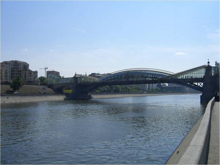 Мост Богдана Хмельницкого или Киевский
