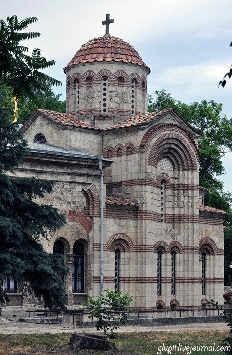 Церковь Иоанна Предтечи прекрасно сохранилась.
