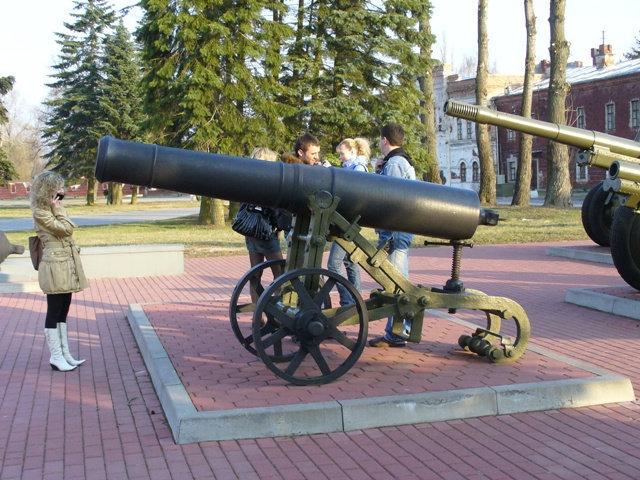 04. Артиллерийские орудия