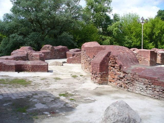 20. Руины оборонительной казармы