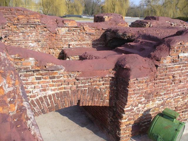 31. Руины Белого дворца