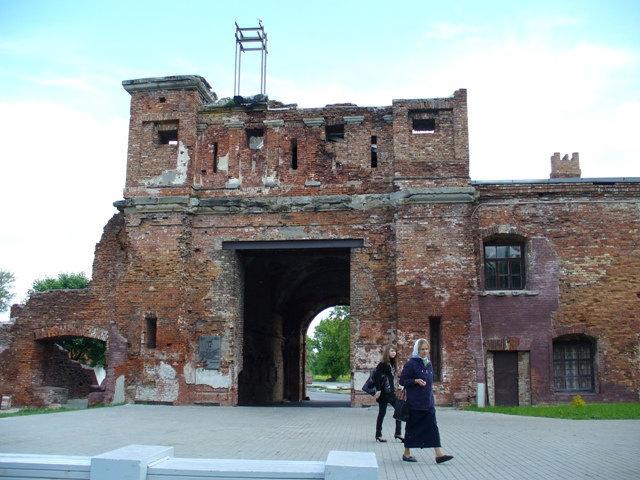 39. Тереспольские ворота (внутри)