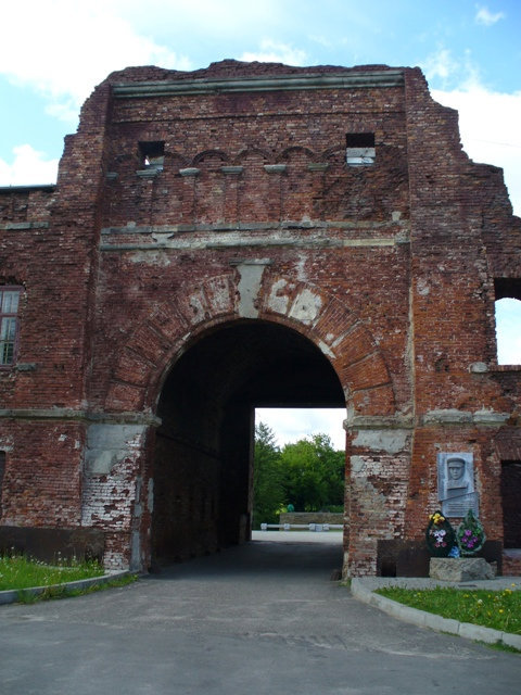 40. Тереспольские ворота