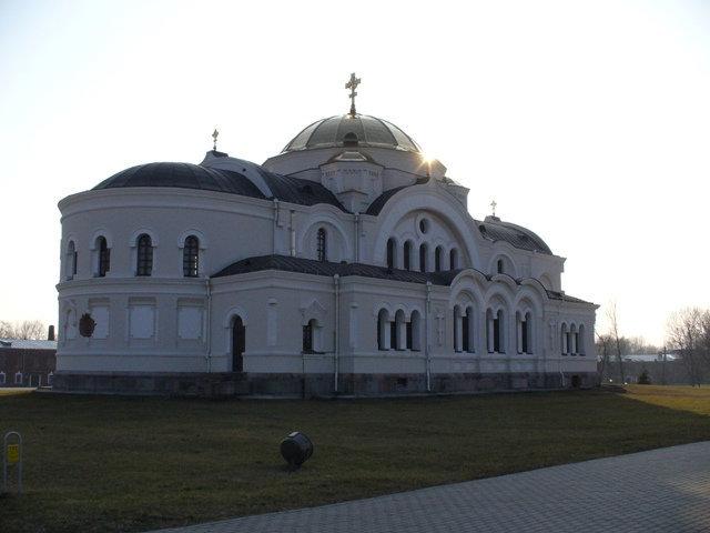 44. Свято-Николаевский гарнизонный храм