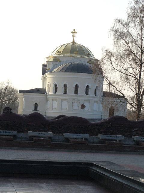45. Свято-Николаевский гарнизонный храм