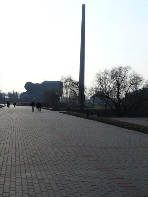 49. Территория Брестской крепости