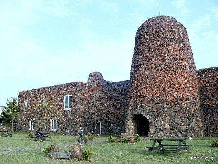Шоколадный замок