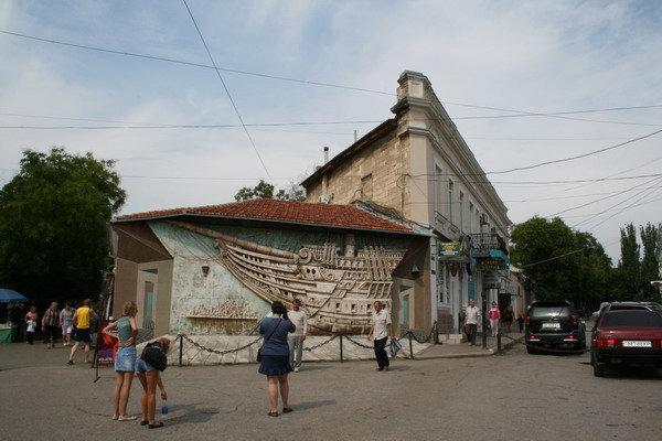 Музей Грина на Галерейной улице