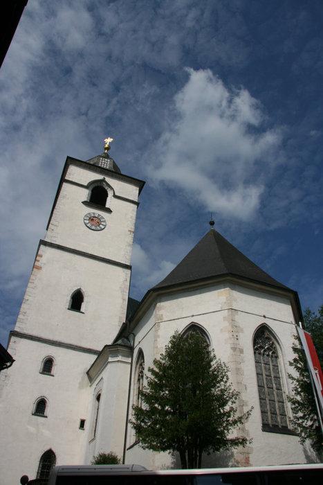 церковь Святого Вольфганга