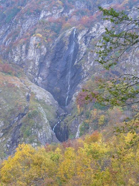07. водопад Поликаря (Штаны)