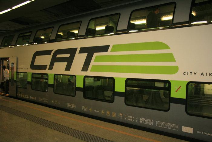 City Airport Train