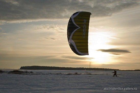 Волоколамск  Открытие сезона  Ноябрь 2008 // Rider: Nikolay Rahmatov