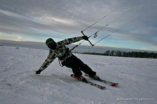 Волоколамск  Открытие сезона  Ноябрь 2008 // Rider: Mihail Hvalin