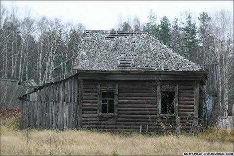 Деревня Голованова дача