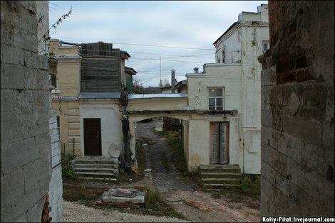 Такой вот татарский дворик